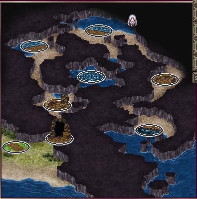 海辺の洞窟